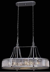 Picture of Excelsior 8 Light Crystal Chandelier (Excelsior/8Lt) Lighting Inspirations
