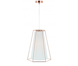 Picture of Alain 1 Light Pendant (Alain PE32) Telbix