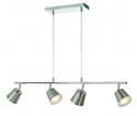 Picture of Edrik 4 Light LED Pendant (Edrik PE 4) Telbix
