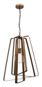 Picture of Safia Large Pendant (MG2731L) Mercator Lighting