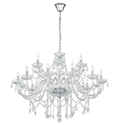 Picture of Basilano 18 Light Chandelier (39103) Eglo Lighting