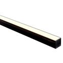 Picture of Black Square LED Profile (HV9693-3537-BLK) Havit Lighting