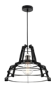 Picture of Avril Small 1 Light Pendant (MG8021S) Mercator Lighting