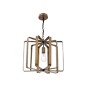 Picture of Zanza 1 Light Pendant (MP4821) Mercator Lighting
