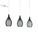 Picture of Razoni 3 Lights Pendant (94388, 94389) Eglo Lighting