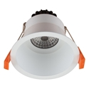 Picture of DEEPCELL-80 Round White 8W LED Downlight (20990 20991 20992) Domus Lighting