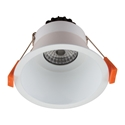 Picture of DEEPCELL-90 Round White 8W LED Downlight (20993 20994 20995) Domus Lighting