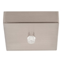 Picture of 90MM Square Surface Mount Canopy (HV9705-9025-SQ) Havit Lighting