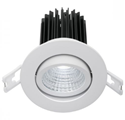 Picture of Gizmo 12 Watt LED downlight - Gimble (MD640) Mercator Lighting