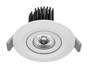 Picture of Mezzo 12 Watt LED Adjustable Downlight IP65 (MD599) Mercator Lighting