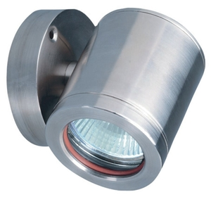Picture of Surfaced Mounted Fixed 12V 316SS Wall Light (EX5009 22610) Crompton Lighting