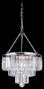 Picture of Odyssey 3 Light Small Chandelier (Odyssey/3Lt) Lighting Inspirations