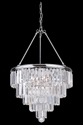 Picture of Odyssey 4 Light Medium Chandelier (Odyssey/4Lt) Lighting Inspirations