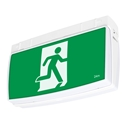 Picture of ONE-BOX LED Exit Sign with Emergency Downlight (19876/05) Brilliant Lighting