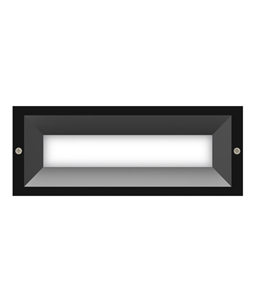 Picture of Dark Grey 13W LED Brick Light (BRICK0003) CLA Lighting
