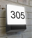 Picture of Exterior LED Bulkhead/Letter Box Light (Bulk9 Bulk10) CLA Lighting
