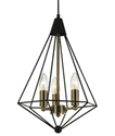 Picture of Delgany 3 Lights Pendant Telbix Lighting