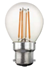 Picture of 4w Fancy Round Clear Dimmable Filament LED Lamps
