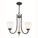 Picture of Audrey 3 Light Pendant (MC8133) Mercator Lighting