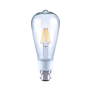 Picture of 7W Dimmable B22 LED Filament (27678) Crompton Lighting