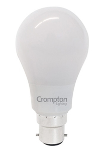 Picture of LED 9W A60 Dimmable B22 Globe (27707) Crompton Lighting