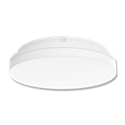 Picture of SUNSET ROUND 15W 250MM SLIMLINE LED OYSTER IN TRIO TRICOLOUR (20880) Domus Lighting