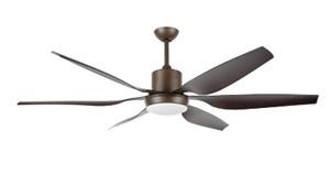 Picture of AVIATOR 66″ Decorative Ceiling Fan (18516/14) Brilliant Lighting