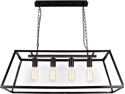 Picture of Creswick 4 Light Glass Pendent (0722) V & M Imports