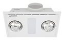 Picture of Cosmo Duo LED Bathroom Heater (BH012ESW)