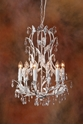 Picture of Chic Crystal Pendant 6 LT (DO757/P6) MDA Lighting