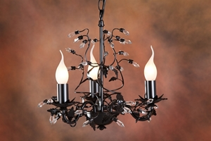 Picture of Crystal Chic Vine Pendant 3 LT (DO0699/P3) MDA Lighting