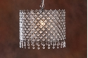 Picture of Chrome Beaded Pendant (DO5883/P1) MDA Lighting