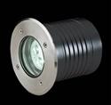 Picture of Modula Exterior Round LED Inground Light - IP65 (EVMODULA-R 19420 19421) Domus Lighting