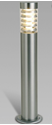 Picture of Swan Stainless Steel Exterior 110CM Post Light (SE7086/100) Sunny Lighting