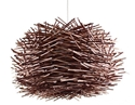 Picture of Cabana Natural Wood Pendant V & M