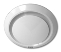 Picture of Gyro White Round Bathroom Exhaust Fan (MXFG25W) Martec
