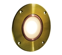 Picture of Melia Copper LED Recessed Wall/Step Light (LS151LED) Lumascape