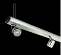 Picture of Barrel 4 Light Wire Suspension Low Voltage Spotlight (LS-3705/4) Domus Lighting
