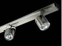 Picture of Barrel 4 Light Bar Low Voltage Spotlight (LV-3704/4B) Domus Lighting