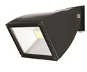 Picture of Strand Exterior Single 10W LED Floodlight (17786) Brilliant Light