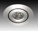 Picture of 15Deg Adjustable LED Cabinet Downlight (LED302) Gentech Lighting
