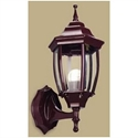 Picture of Bismark Exterior Wall Coach Light (HB76U) Hermosa Lighting
