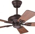 """Picture of Seville II 44"""" Prestige Ceiling Fan (Seville II) Hunter Fans"""