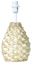 Picture of Cayman 28 Table Lamp Base (OL96709/28NAT) Oriel Lighting
