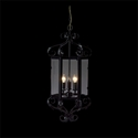 Picture of Black 3 Light Lantern (PD1150) Robert Kitto