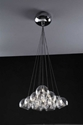 Picture of Champagne 10 Light Cluster Pendant (Champagne-10-Cluster) Fiorentino Lighting