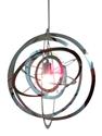 Picture of Saturno 1 Light Pendant (Saturno-1P) Fiorentino Lighting