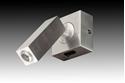 Picture of Bookworm Square Aluminium LED Wall Light (LED325-ALU) Gentech Lighting
