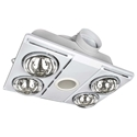 Picture of SUPERNOVA LED 4 1 Light 3-in-1 Bathroom Mate (18273) Brilliant Lighting