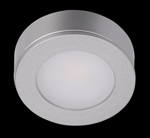 Picture of ASTRA LED Cabinet Light Silver Finish (21280 21281) Domus Lighting